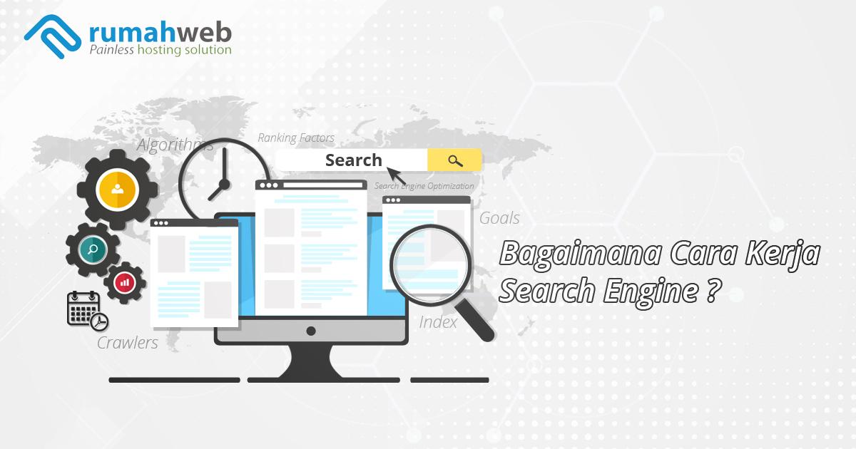 bagaimana cara kerja search engine