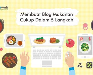 open grep Membuat Blog Makanan Cukup Dalam 5 Langkah