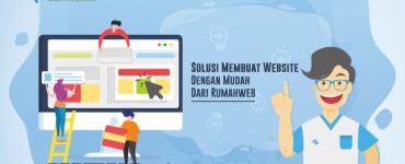 Website Builder, Solusi Membuat website Dengan Mudah Dari Rumahweb