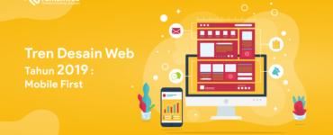 banner blog - Tren Desain Web Tahun 2019 . Mobile First
