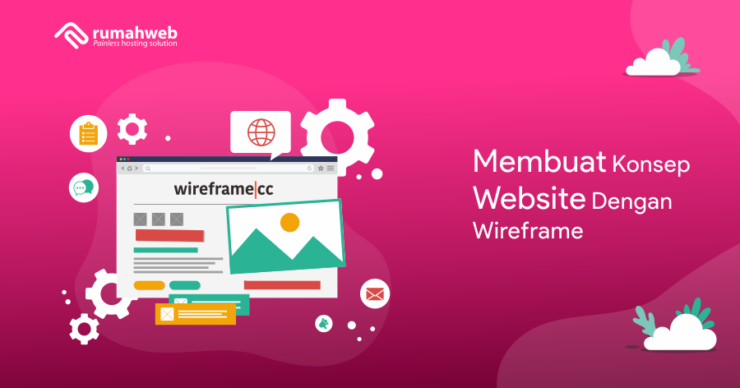 Membuat Konsep Website Dengan Wireframe