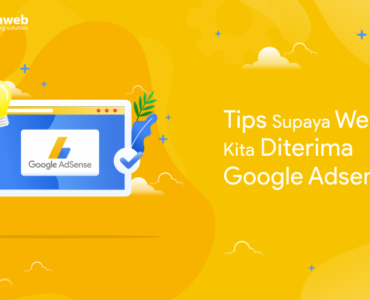 banner blog - Tips Supaya Website Kita Diterima Google Adsense