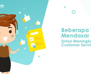banner blog - beberapa tips mendasar untuk meningkatkan customer service