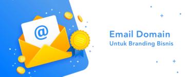 banner blog - email domain untuk branding bisnis