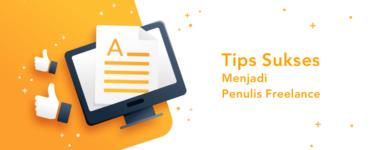 banner blog - tips sukses menjadi penulis freelance