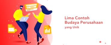 banner blog - lima contoh budaya perusahaan yang unik