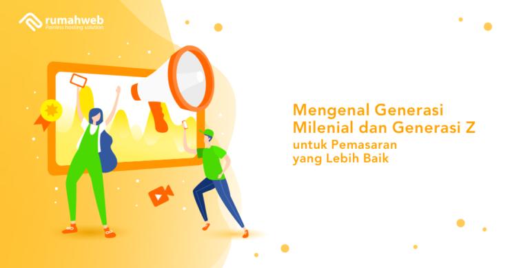 banner blog - mengenal generasi milenial dan generasi z untuk pemasaran yang lebih baik