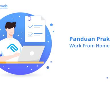 banner artikel - panduan praktis work from home