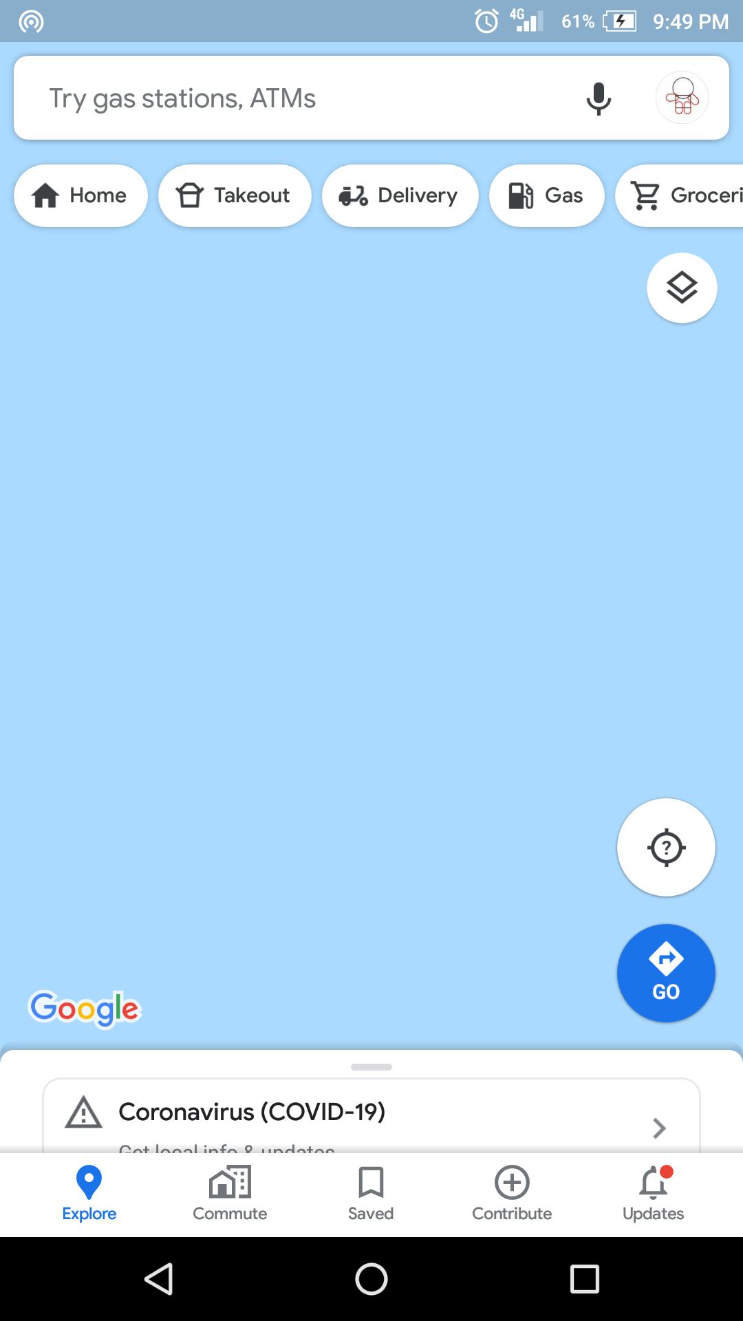 cara agar lokasi usaha muncul di google