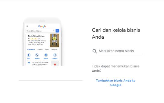 image 2 - Cara Agar Bisnis Muncul di Google Search