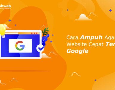 banner - Cara Ampuh Agar Website Cepat Terindex Google