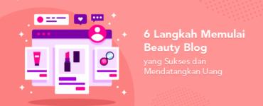 banner blog - 6 langkah memulai beauty blog yang sukses dan mendatangkan uang