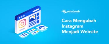 Cara Mengubah Instagram Menjadi Website