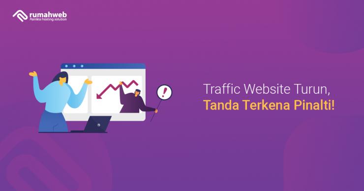 Opengraph - Traffic Website Turun, Tanda Terkena Penalti