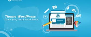 Theme WordPress Gratis yang Cocok untuk Bisnis