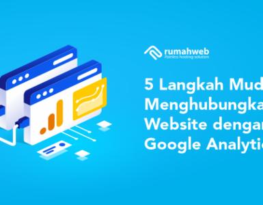banner blog - 5 Langkah Mudah Menghubungkan Website dengan Google Analytics