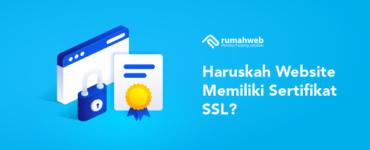 banner blog - Haruskah Website Memiliki Sertifikat SSL