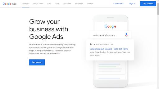 Menggunakan Google Ads Untuk Promosi Rumahweb Blog