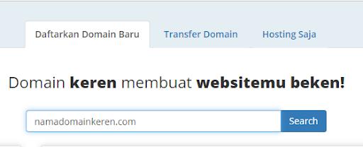 Cara Membeli Nama Domain - gambar 1