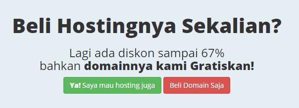 Cara Membeli Nama Domain - gambar 2