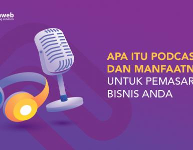 banner blog - Apa Itu Podcast dan Manfaatnya untuk Pemasaran Bisnis Anda