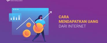 banner blog - Cara mendapatkan uang dari internet