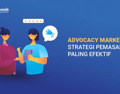 banner blog - Advocacy Marketing, Strategi Pemasaran Paling Efektif