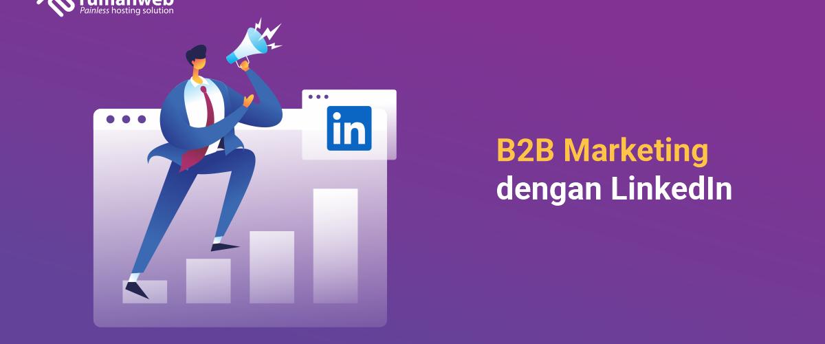 banner blog - B2B Marketing dengan LinkedIn