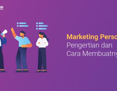 banner blog - Marketing Persona Pengertian dan Cara Membuatnya