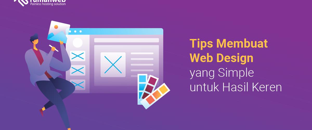 banner blog - Tips Membuat Web Design yang Simple untuk Hasil yang Keren