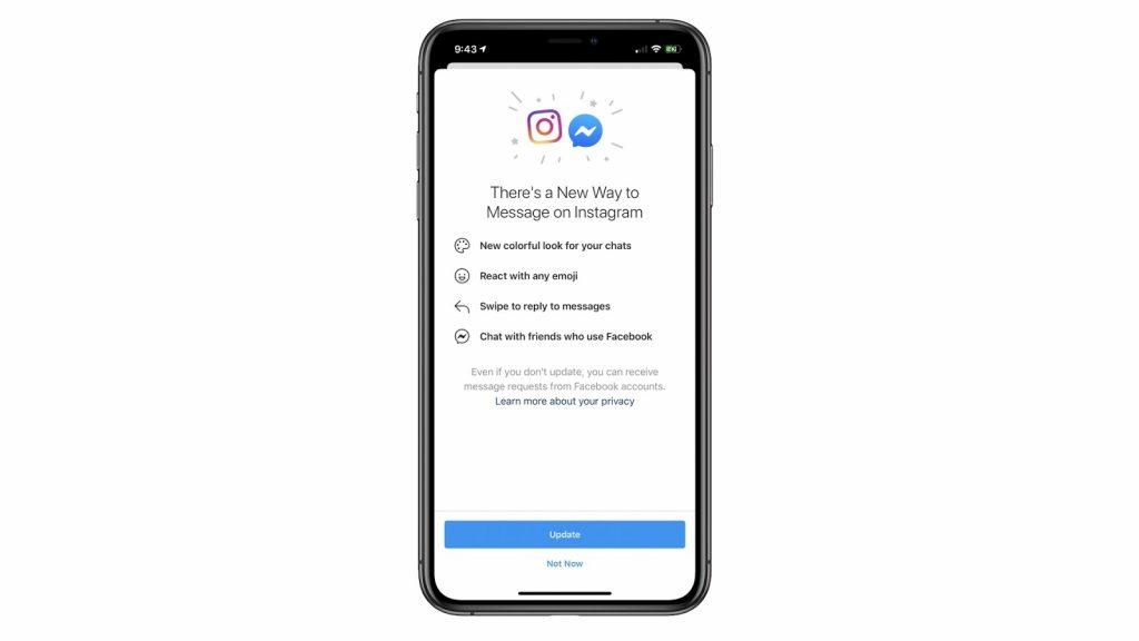 update messenger - Update Instagram Terbaru yang Wajib Anda Ketahui