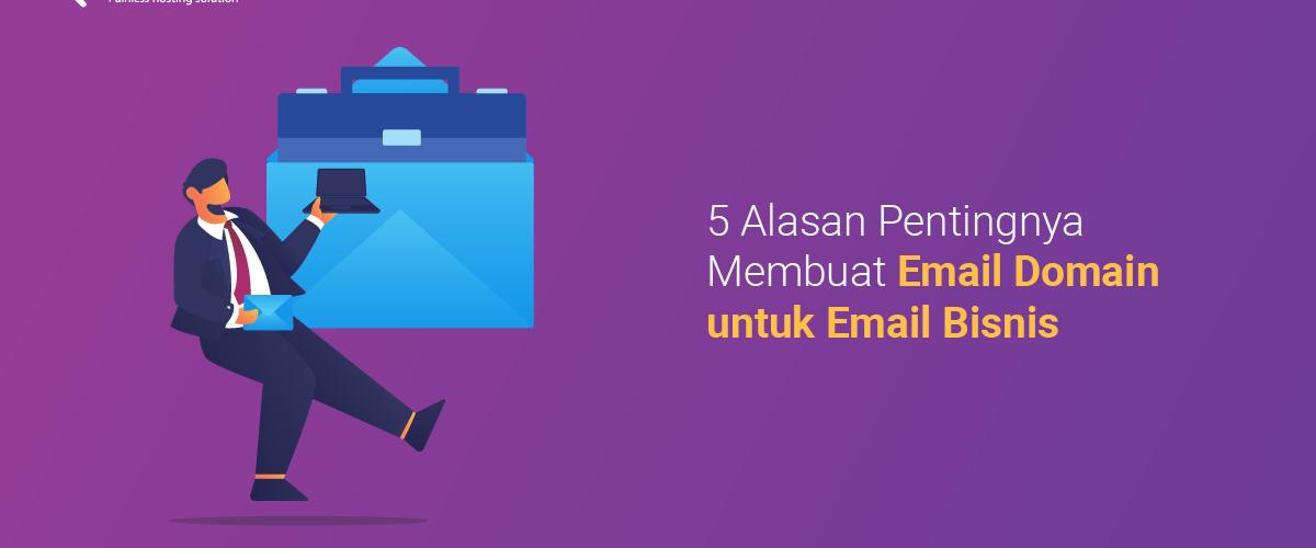 banner blog - 5 Alasan Pentingnya Membuat Email Domain untuk Email Bisnis