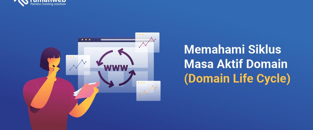 banner blog - Memahami Siklus Masa Aktif Domain (Domain Life Cycle)