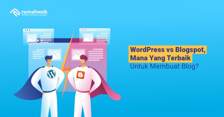 banner blog - WordPress vs Blogspot, Mana Yang Terbaik Untuk Membuat Blog (1)