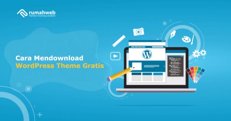 Opengraph - Cara Mendownload WordPress Theme Gratis