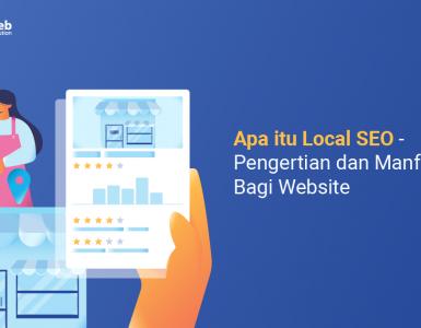 banner blog - Apa itu Local SEO - Pengertian dan Manfaatnya Bagi Website