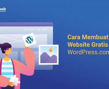 banner blog - Cara Membuat Website Gratis Dengan WordPress