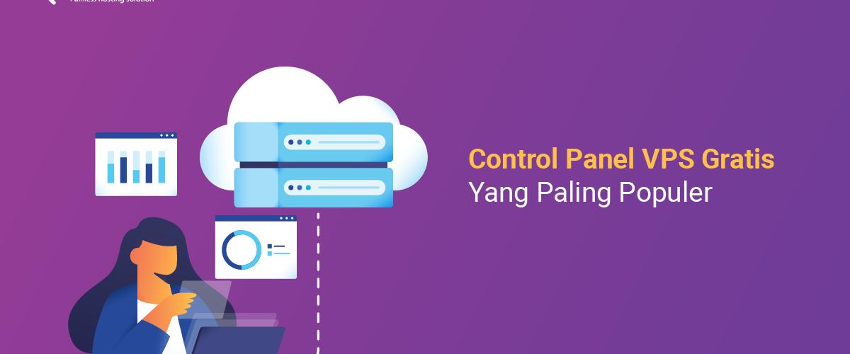 banner blog - Control Panel VPS Gratis Yang Paling Populer