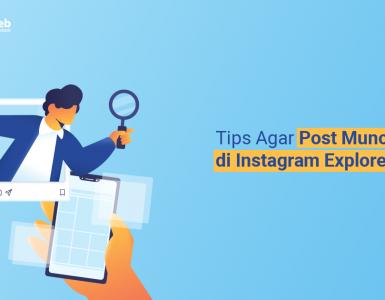 banner blog - Tips Agar Post Muncul di Instagram Explore