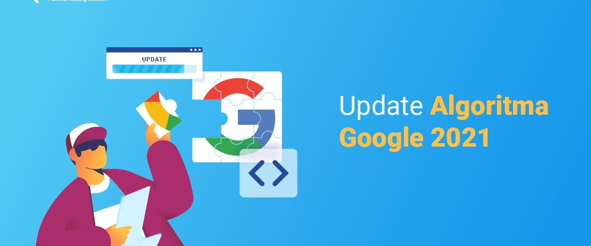 banner blog - Update Algoritma Google 2021