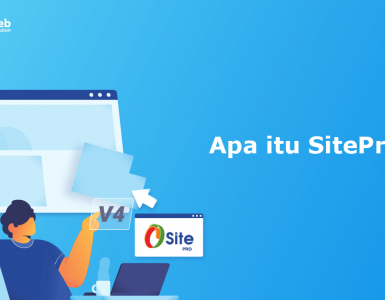 Apa itu SitePro Website Builder?