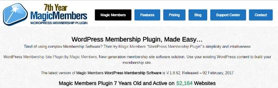 Magic-Members-WordPress-Membership-Plugins-BW