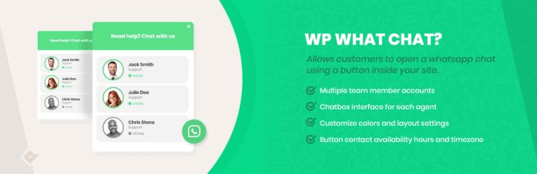 WP-Social-Chat-5 Plugin WhatsApp WordPress Terbaik