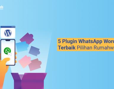 banner blog - 5 Plugin WhatsApp WordPress Terbaik Pilihan Rumahweb