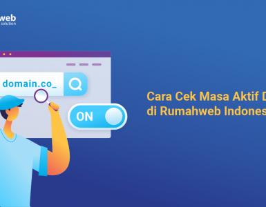 banner blog - Cara Cek Masa Aktif Domain di Rumahweb Indonesia