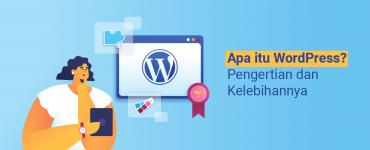 banner - Apa itu WordPress Pengertian dan Kelebihannya