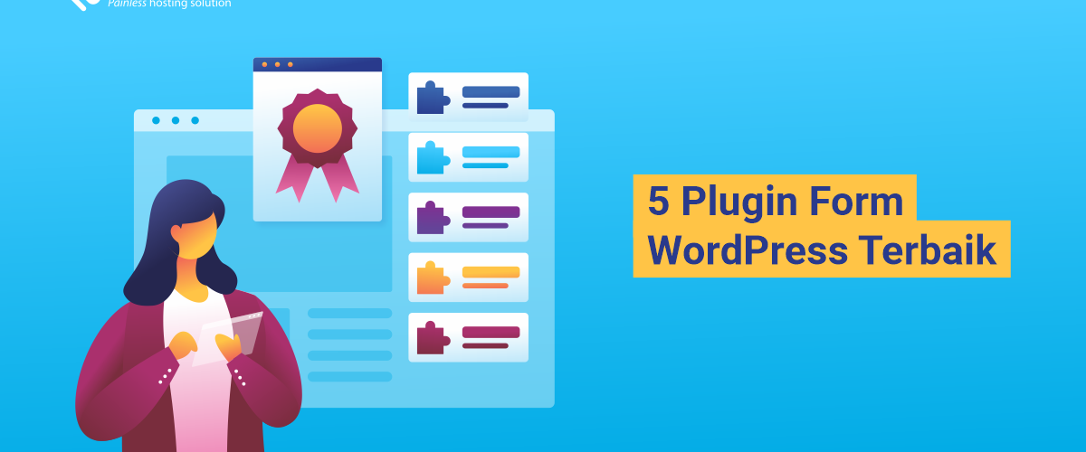 banner blog - 5 plugin form wordpress terbaik