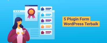 banner blog - 5 plugin form wordpress terbaik