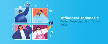 opengraph Influencer Indonesia Paling Berpengaruh di Tahun 2021