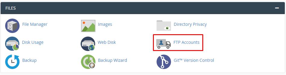 Apa itu FTP - Cara membuat akun FTP di cPanel image 1